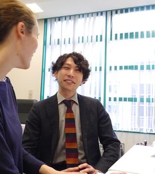 ワンナップ英会話スタッフインタビュー